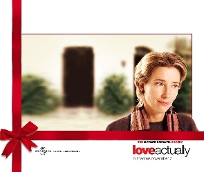 Love Actually, kokarda, Emma Thompson