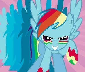 Rainbow Dash, My Little Pony