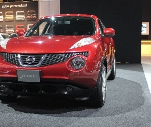 Salon, Nissan Juke