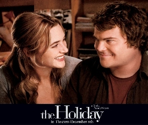 Holiday, Jack Black, Kate Winslet