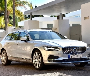 2016, Volvo V90 D5 AWD Polestar Inscription