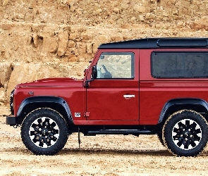 Land Rover Defender Works V8, 2018, Limited Edition