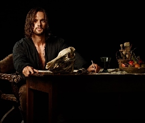 Serial, Tom Riley, Leonardo da Vinci, Aktor, Demony Da Vinci