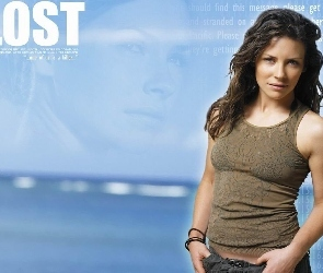 Serial, Evangeline Lilly, Lost