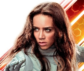 Film, Hannah John-Kamen, Ant-Man and the Wasp, Postać Ghost, Ant-Man i Osa