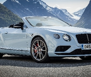 Kabriolet, Bentley Continental GT