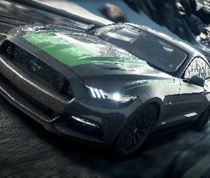 Gra, Ford Mustang, Need for Speed Rivals