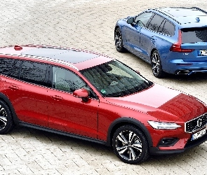 Dwa, Cross Country, Volvo V60