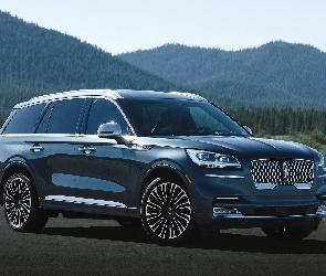 2020, Lincoln Aviator