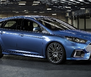2015, Ford Focus RS