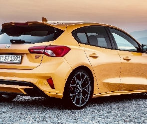 Tył, Ford Focus ST