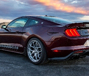 Tył, Ford Mustang Shelby Super Snake