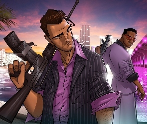 Gra, Tommy Vercetti, GTA Vice City