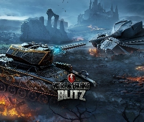 Gra, Bitwa, Czołgi, World of Tanks