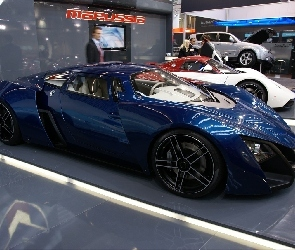 Dealer, B1, Marussia B2