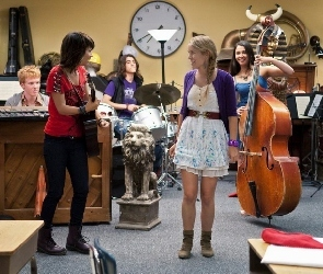 Instrumenty, Lemonade Mouth