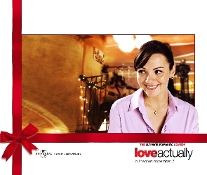Love Actually, święta, Martine McCutcheon