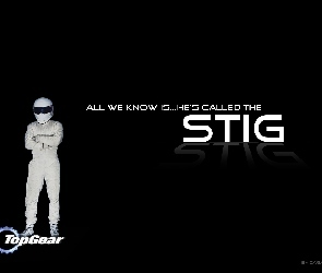 Stig, Top Gear