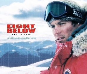Paul Walker, Eight Below