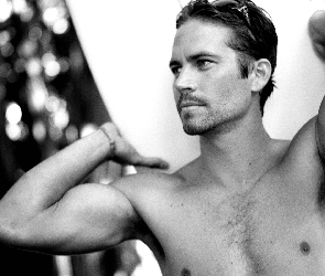 Paul Walker, Zarost, Tors