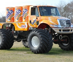 Fanta, Monster Truck