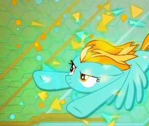 Lighting Dust, My Little Pony