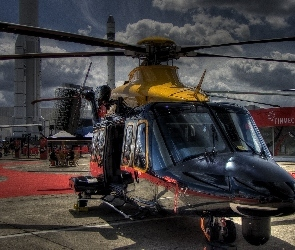 HDR Agusta, Helikopter