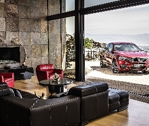 Salon, BMW X6 F16