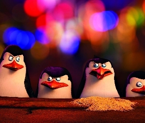 Pingwiny z Madagaskaru, Bajka, The Penguins of Madagascar