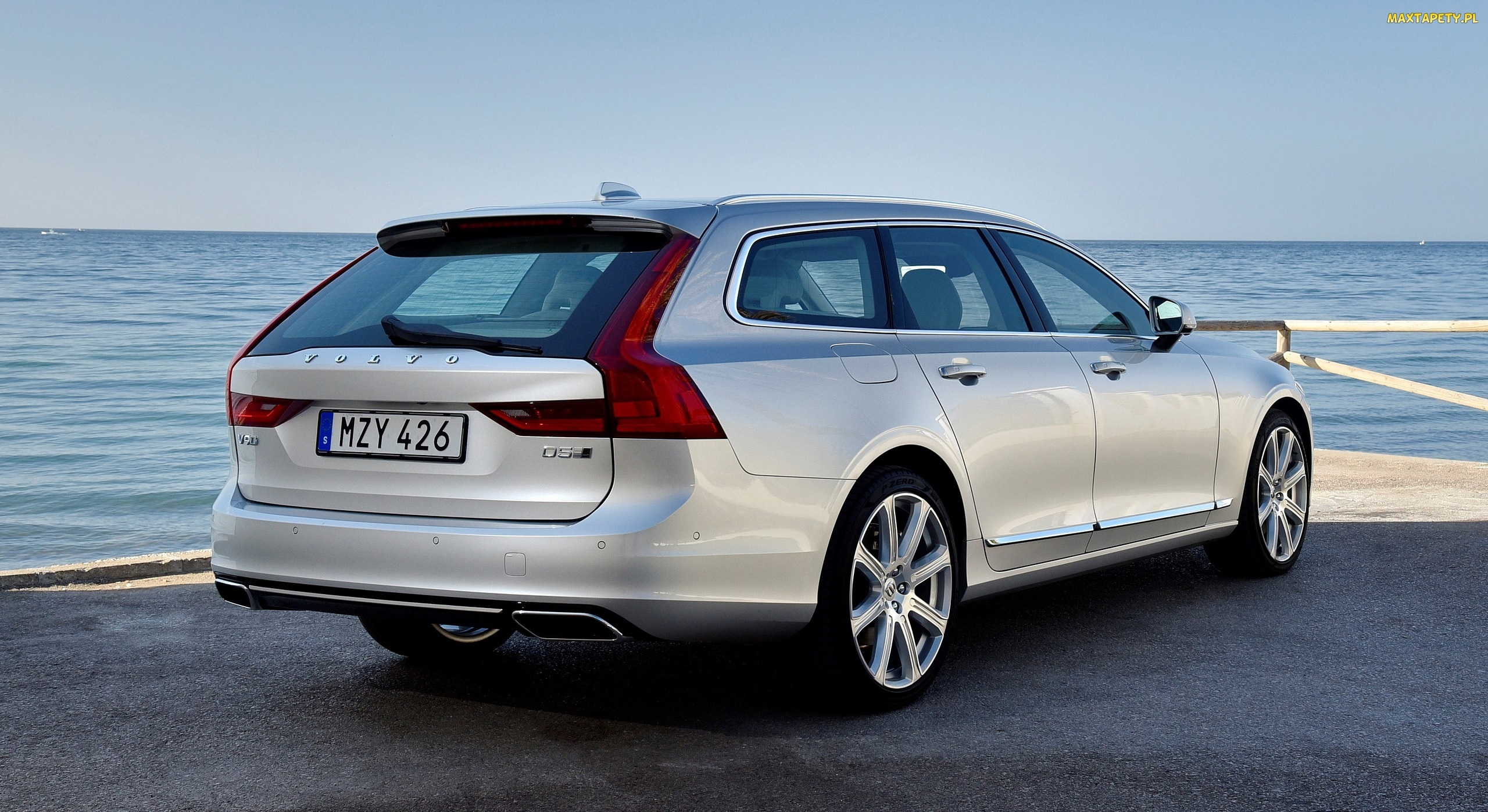 Volvo V90 D5 Inscription, Morze, 2016