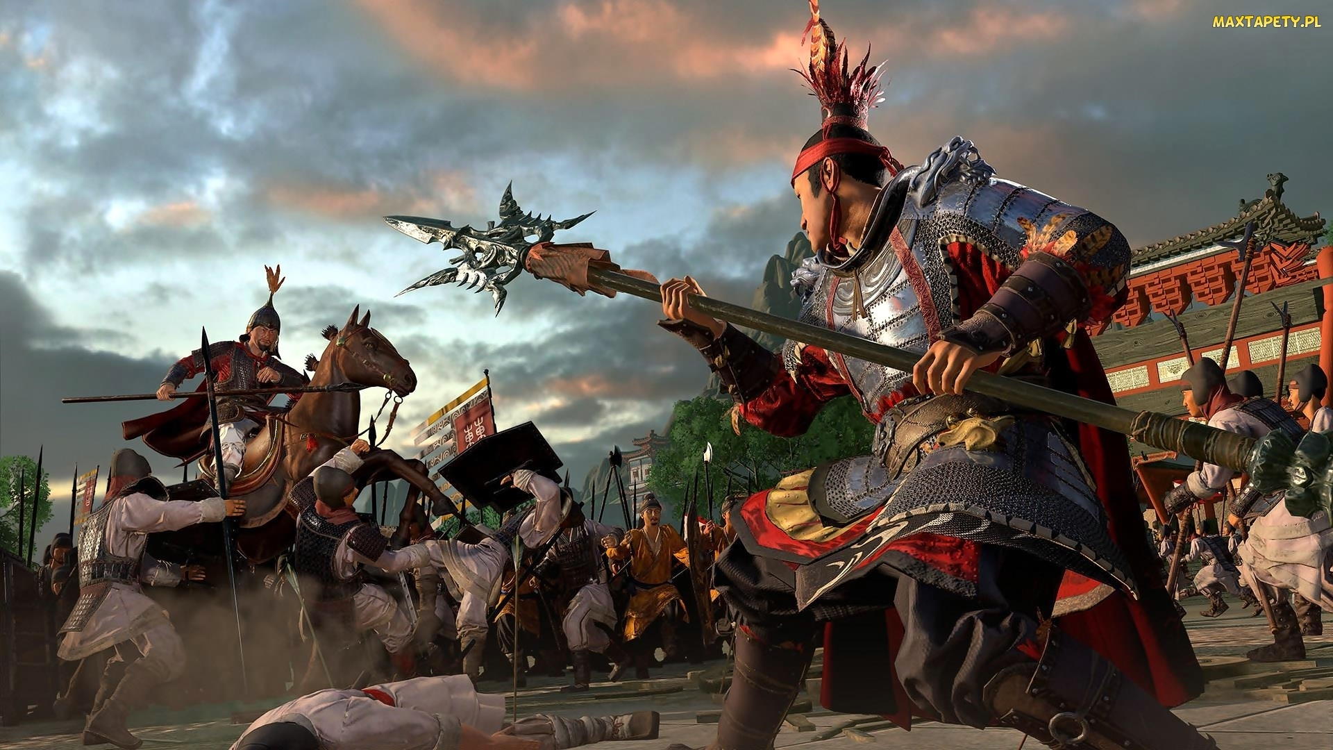 Total War Three Kingdoms, Gra