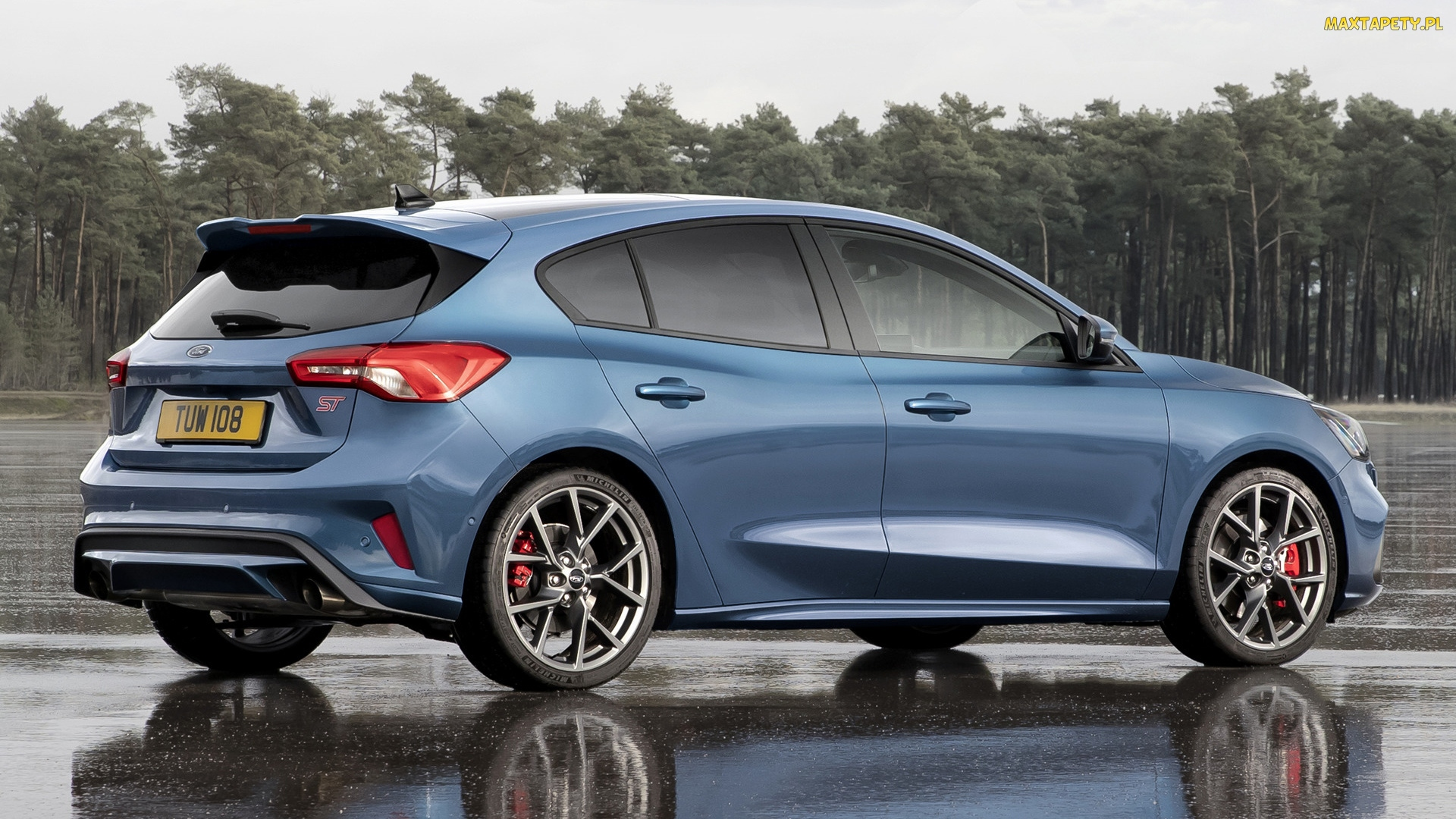 2019, Ford Focus ST
