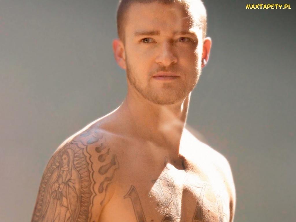 Tapety Zdjęcia Tatuaż Justin Timberlake